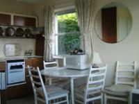 Room 6 kitchenette - Penkerris, bed and breakfast accommodation, St Agnes