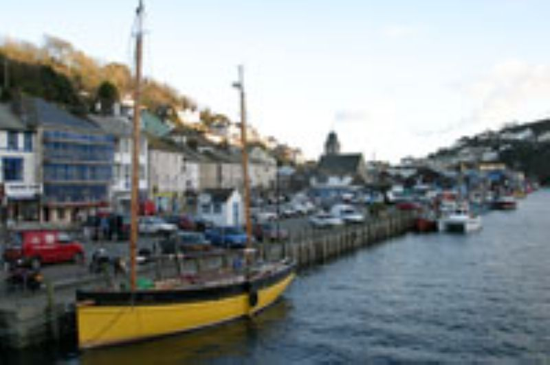 Harbour, Looe, Cornwall