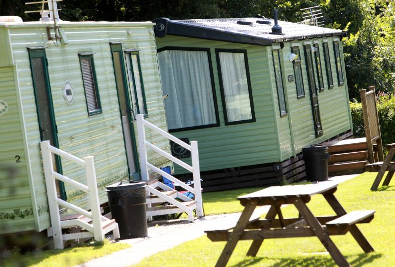 Tehidy Holiday Park - Holiday Caravans