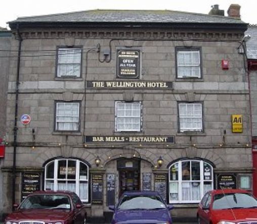 Wellington Hotel, St Just in Penwith