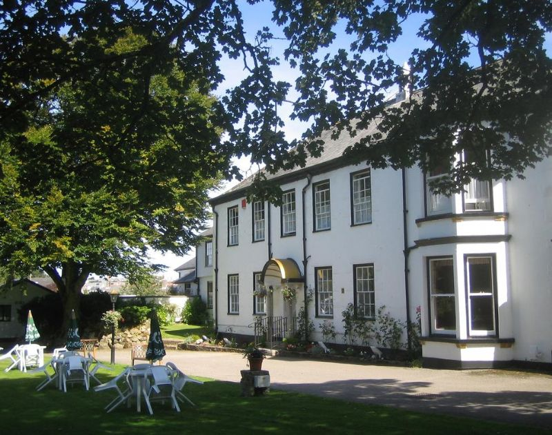 Rosemundy House Hotel Hotels In St Agnes Redruth St