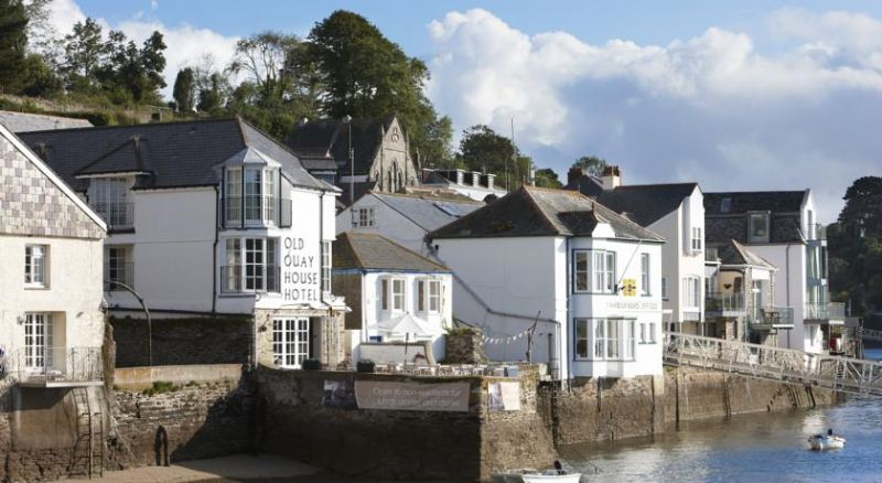 The Old Quay House Hotel, Fowey