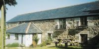 Tregidden Farm - Jemima Cottage