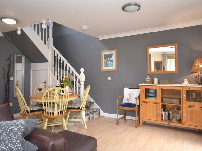 Falmouth holiday property near Swanpool Beach