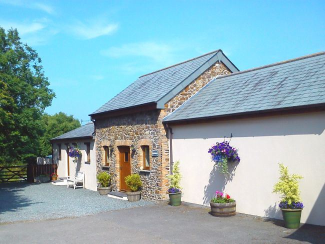 Family friendly cottage near Bude