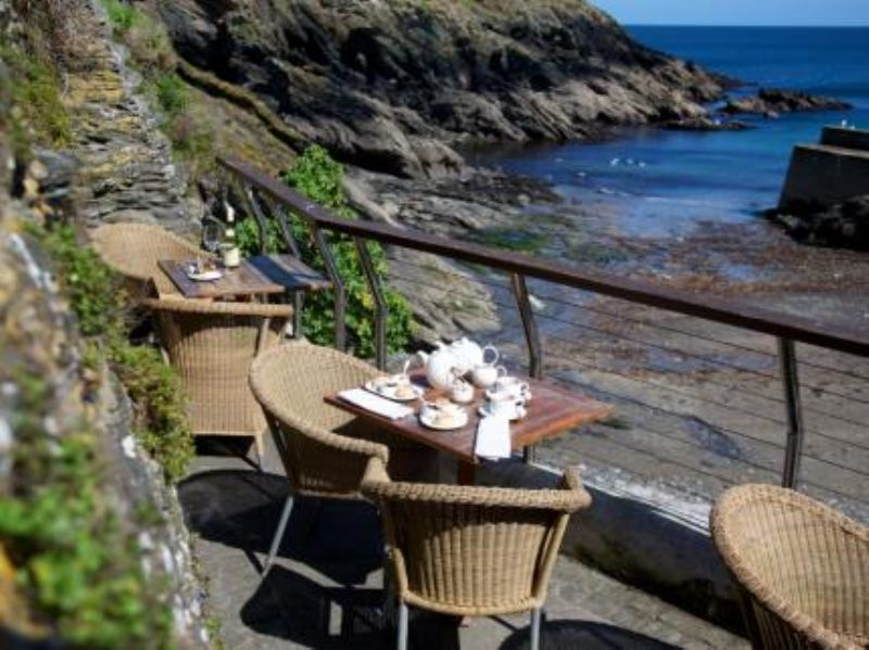 The Lugger Hotel, Portloe