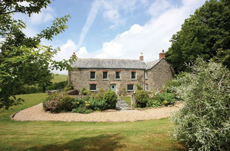 Trencreek Farmhouse, Tregony