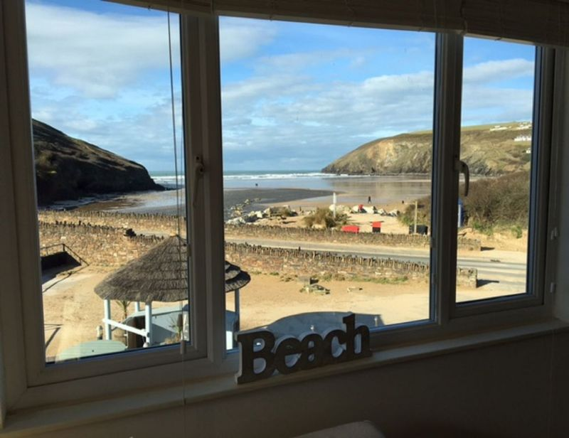 The Beach Pad, Mawgan Porth
