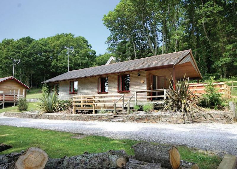 Ivyleaf Combe Lodges Holiday Parks In Bude Tintagel And