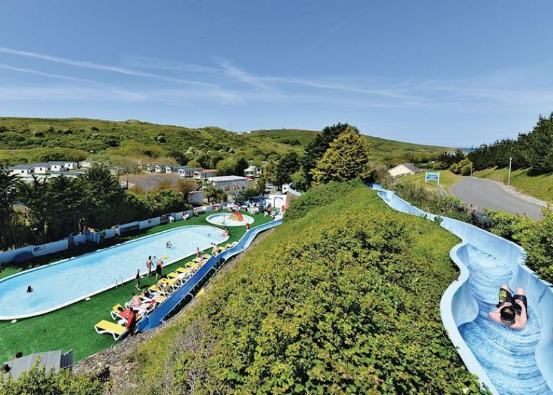 Holywell Bay Holiday Park Holiday Parks In Holywell Bay