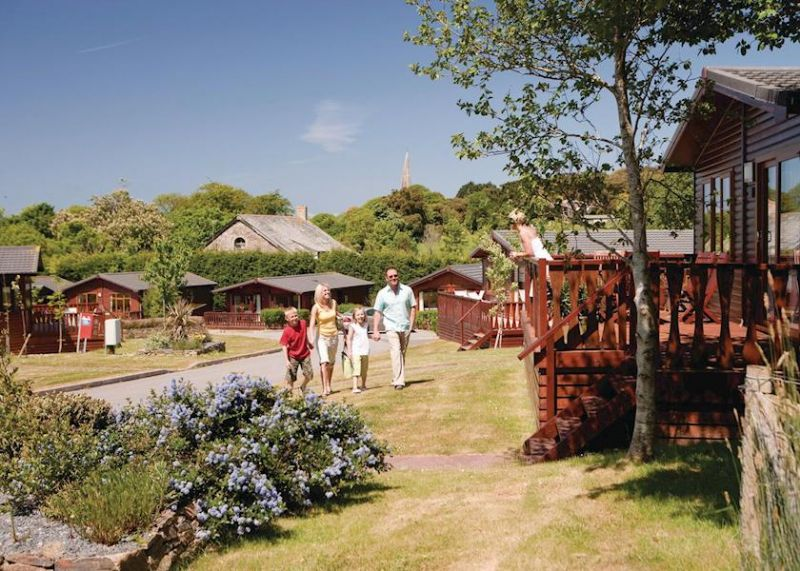 St Minver Holiday Park Caravan Parks Holiday Cottages