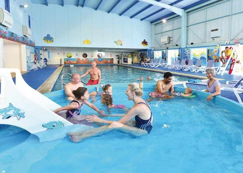 White acres holiday park holiday parks in newquay - Hotels with swimming pools cornwall ...
