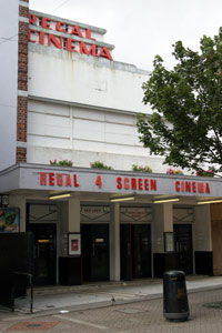 Regal Cinema, Cinemas