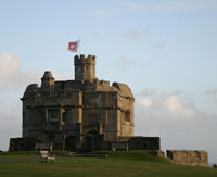 Pendennis Castle, Visitor Attractions