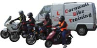 Cornwall Bike Training, Motorcycle Training / Accessories