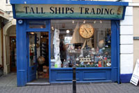 Tall Ships Trading, Nautical Instruments / Maritime Gifts / Interest
