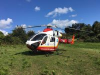 Cornwall Air Ambulance Trust, Charity organisations