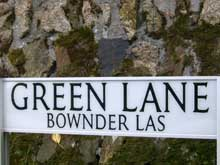 Cornish Language, Place names in Cornwall and Cornish