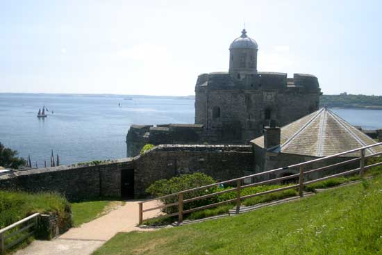 St Mawes Castle, St Mawes