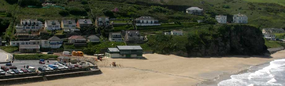 Beaches in Redruth - St Agnes Area