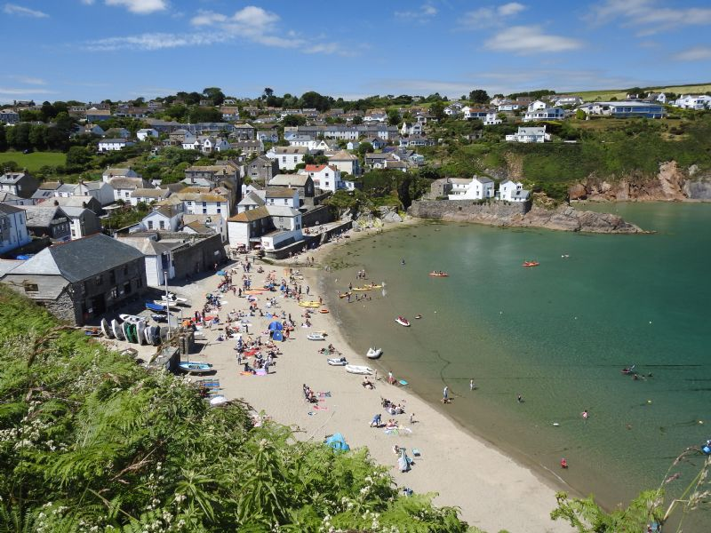 Beaches in Truro - Falmouth Area