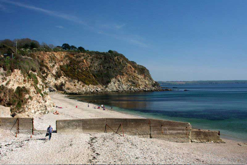 Beaches in St Austell - Fowey Area