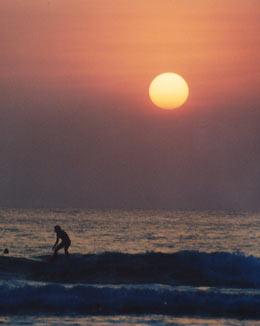 Windsurfing Beaches