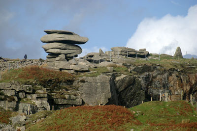 Cheesewring, Stowe's Hill, Minions, Bodmin Moor