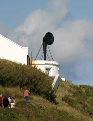Foghorn, Pendeen Watch Lighthouse