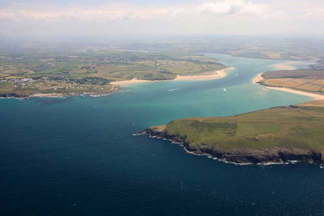 The Camel Estuary near Padstow