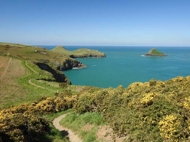 10 Best Archaeological Sites in Cornwall - The Rumps, Wadebridge PL27