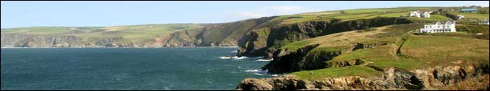Accommodation in Cornwall