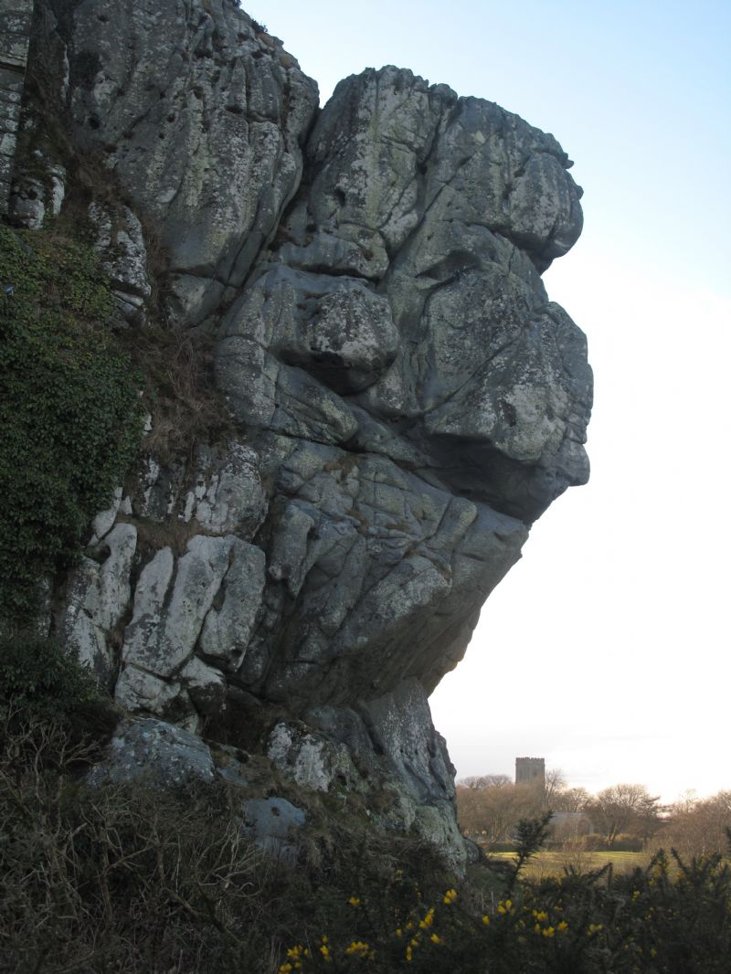 The Geology of Roche Rock