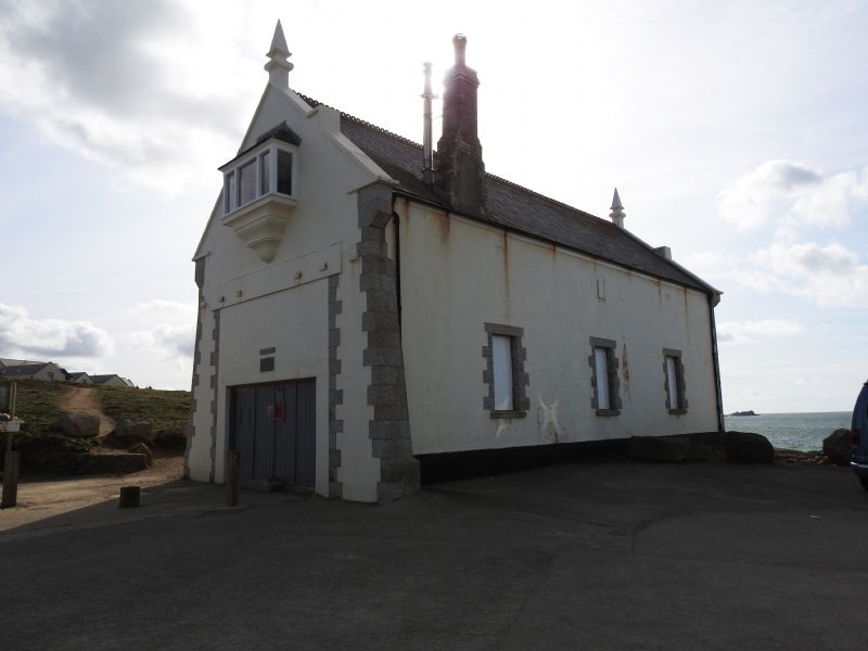 Old Lifeboat House, Newquay