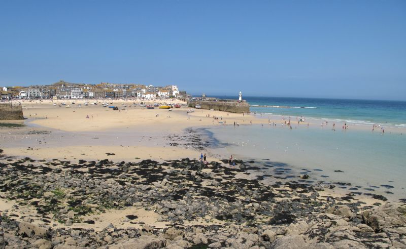 St Ives - Harbour Beach