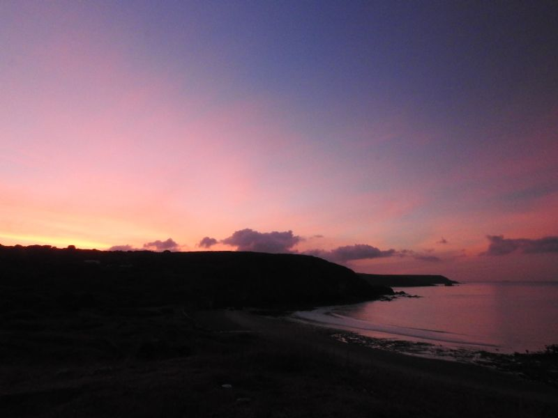 Summer Solstice 2018 - Dawn at Kennack Sands