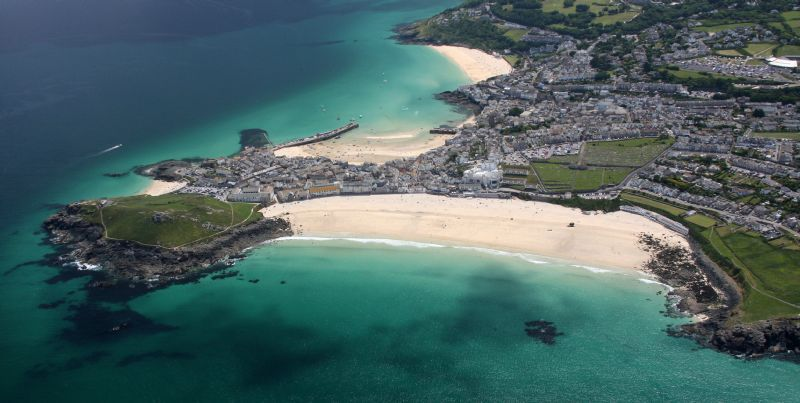 St Ives and its Beaches