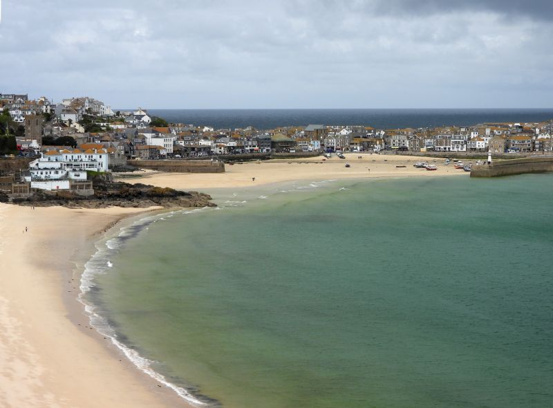 St Ives in Spring