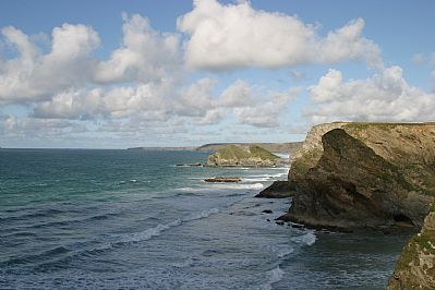 Between Newquay and Padstow