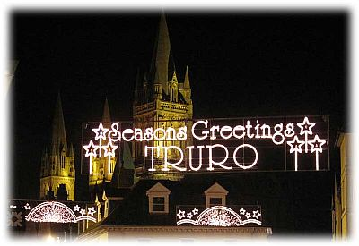 Truro at Christmas