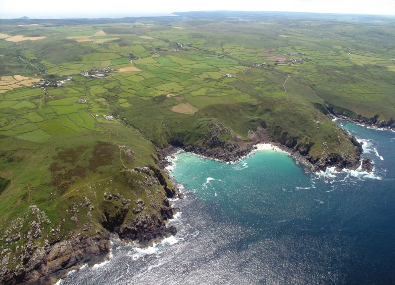 Zennor Head and Pendour Cove, Land's End Peninsula