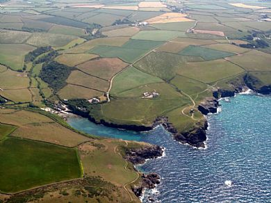 Photo Of Port Quin Doyden Point And Kellan Head Near Port