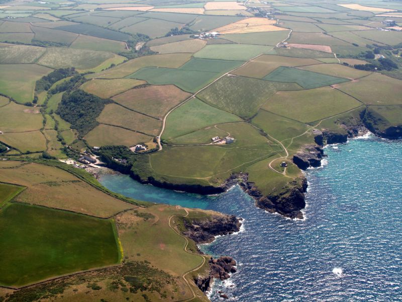 Port Quin, Doyden Point and Kellan Head near Port Isaac