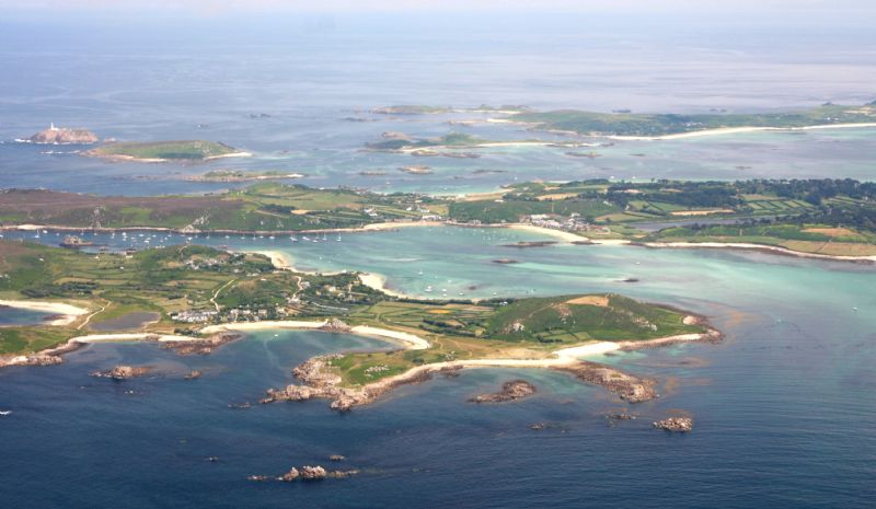 Bryher and Tresco, Isles of Scilly
