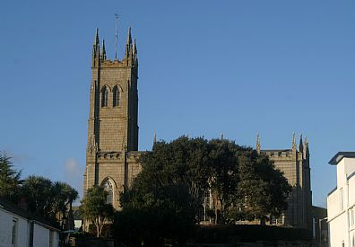 St Mary's Church, Parish Church of Penzance