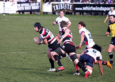 Cornish Pirates v Doncaster Knights