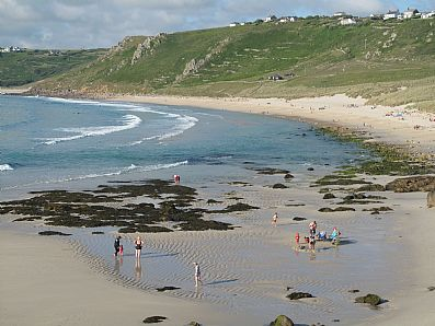 Sennen Cove Beach