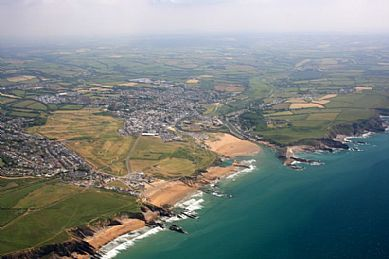 Bude, Crooklets and Summerleaze Beaches