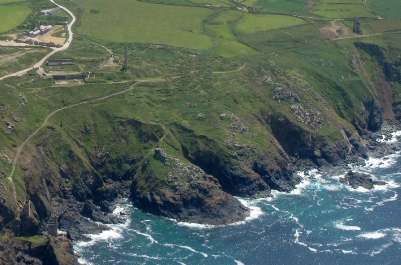 West Wheal Owles and The Crowns at Botallack