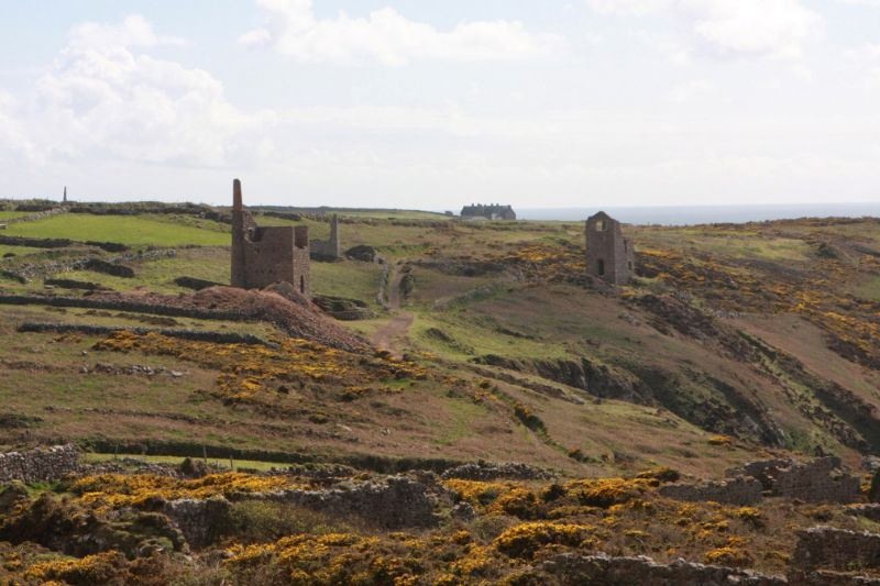 West Wheal Owles and Wheal Edward at Botallack